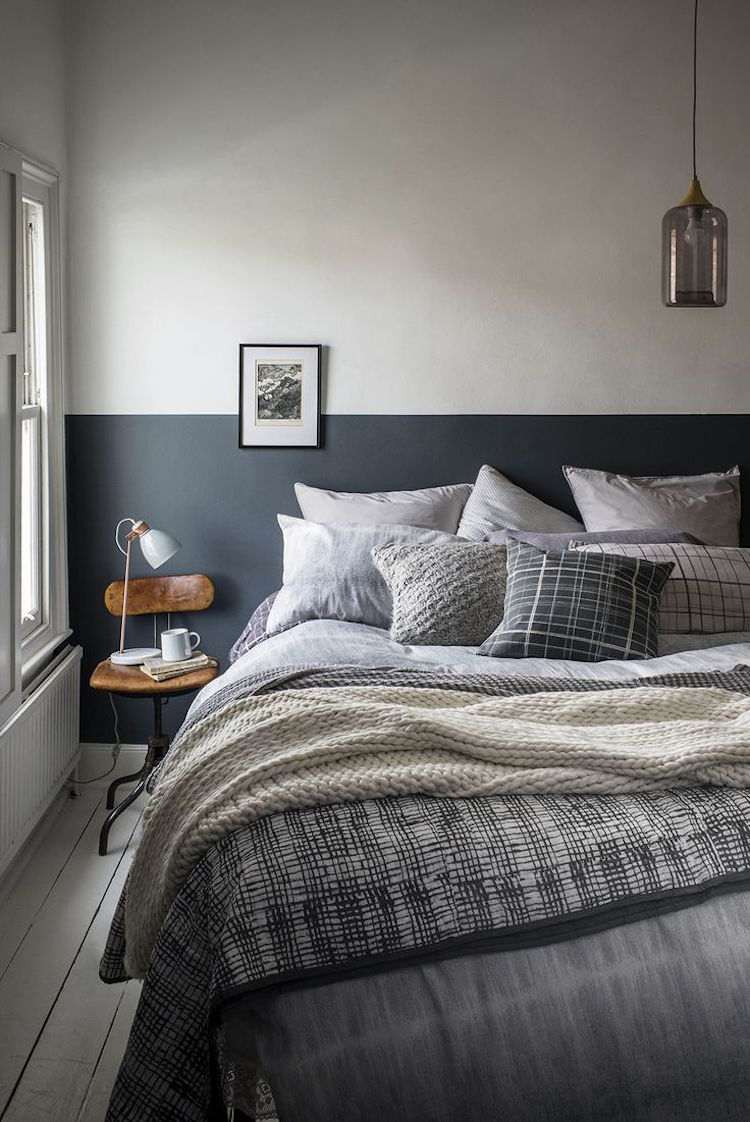 Style cocooning decoration chambre coucher chic